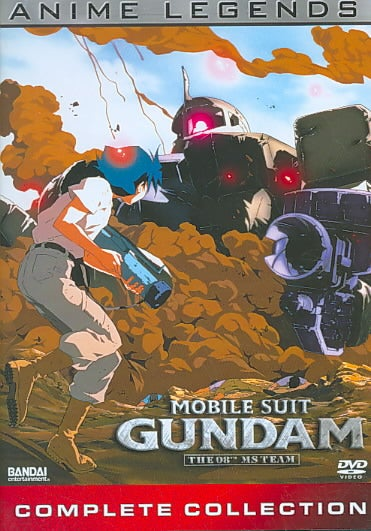 Mobile Suit Gundam: The 08th MS Team - Complete Collection - 5-Disc Set; Anime Legends (DVD)