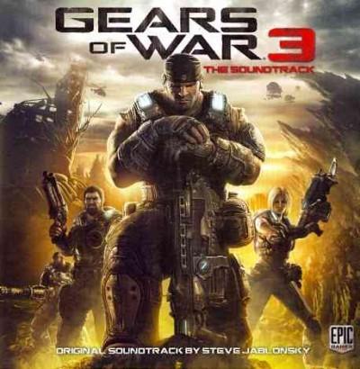 Steve Jablonsky - Gears of War 3 The Soundtrack (OST)