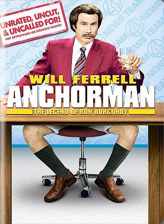Anchorman: The Legend of Ron Burgundy Extended Edition (DVD)