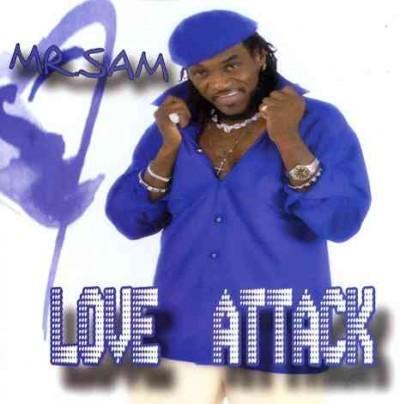 Mr. Sam - Love Attack