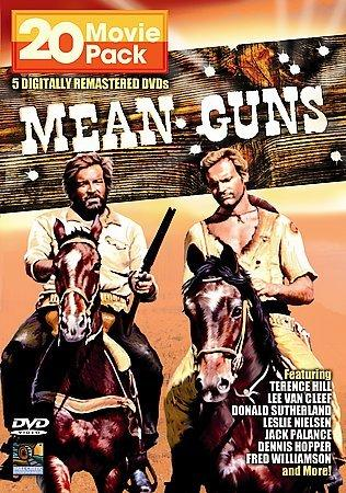 Mean Guns 20 Movie Pack (DVD)