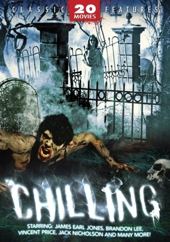 Chilling 20 Movie Pack (DVD)