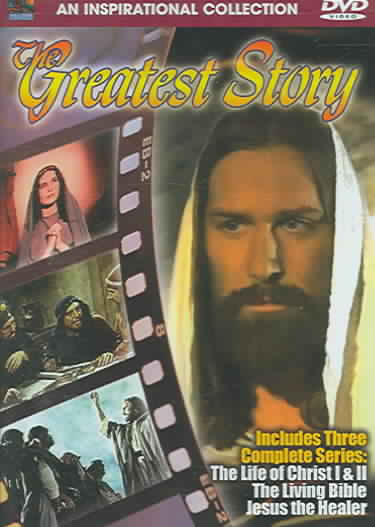 The Greatest Story Ever Told: An Inspirational Collection (DVD)