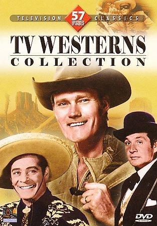 Ultimate TV Westerns (57 Episodes) (DVD)