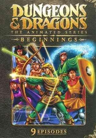 Dungeons & Dragons: The Beginnings (DVD)