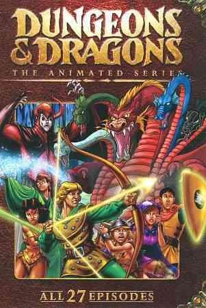 Dungeons & Dragons: The Animated Series (DVD)