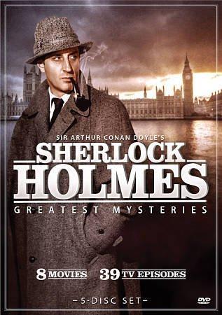 Sherlock Holmes: Greatest Mysteries (DVD)