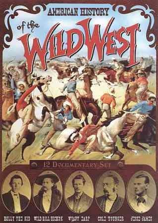American History of the Wild West (DVD)
