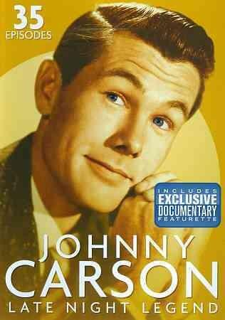 Johnny Carson: Late Night Legend (DVD)