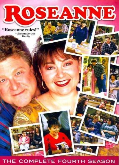Roseanne: Season 4 (DVD)