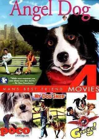 Angel Dog/My Dog Shep/George!/Paco (DVD)