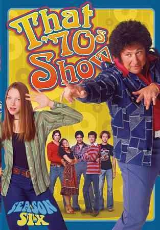 That 70's Show: Season 6 (DVD)