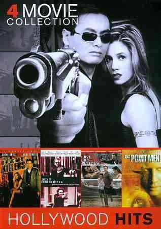 The Replacement Killers/Truth or Consequences N.M./Love Lies Bleeding/The Point Men (DVD)