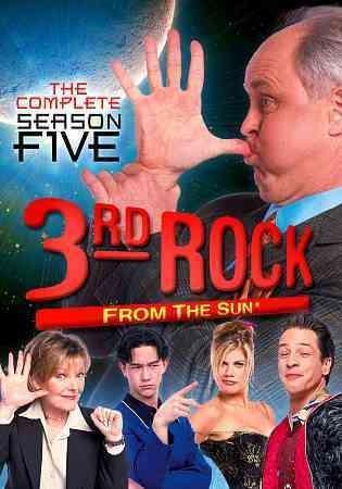 3rd Rock from the Sun: Season 5 (DVD)