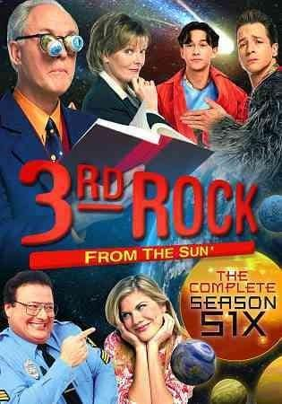 3rd Rock from the Sun: Season 6 (DVD)