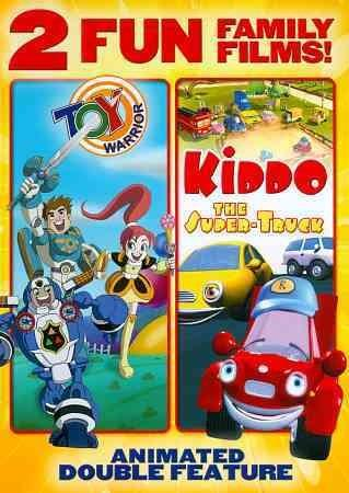 Toy Warrior/Kiddo the Super Truck (DVD)