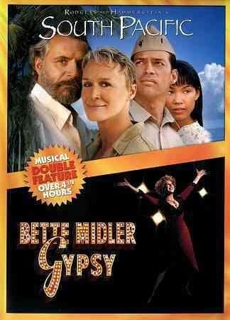 Gypsy/South Pacific (DVD)
