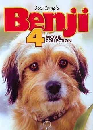 Benji: 4 Movie Collection (DVD)