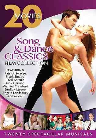 Song and Dance Classics: 20 Movie Collection (DVD)