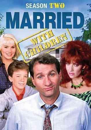 Married with Children: Season 2 (DVD)