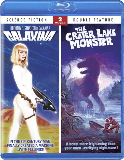 Galaxina/Crater Lake Monster: Double Feature (Blu-ray Disc)