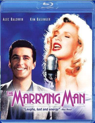 The Marrying Man (Blu-ray Disc)