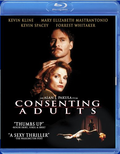 Consenting Adults (Blu-ray Disc)