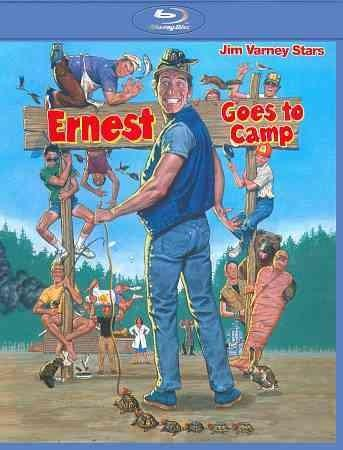 Ernest Goes To Camp (Blu-ray Disc)