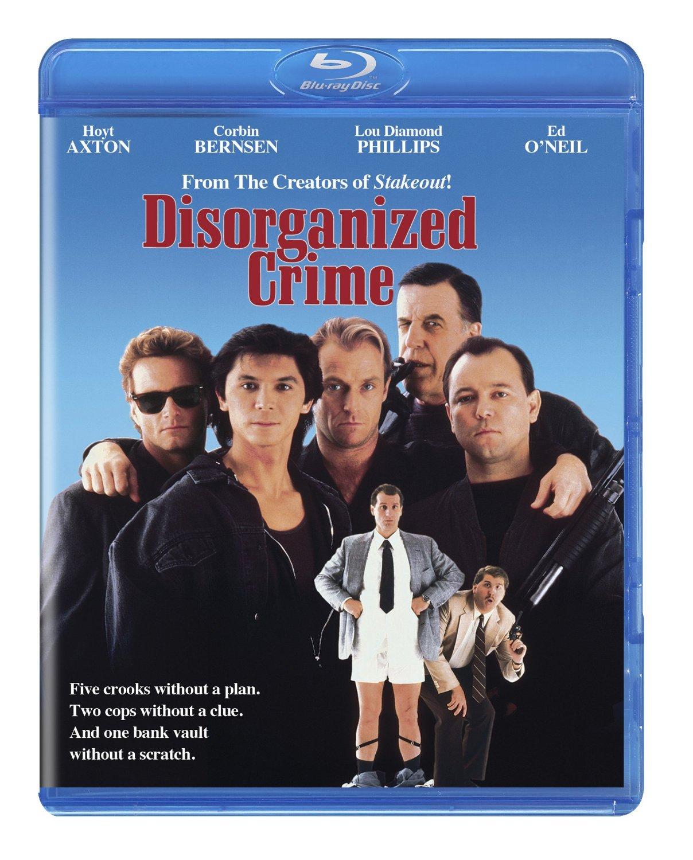 Disorganized Crime (Blu-ray Disc)