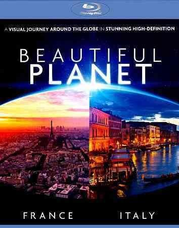 Beautiful Planet: France & Italy (Blu-ray Disc)