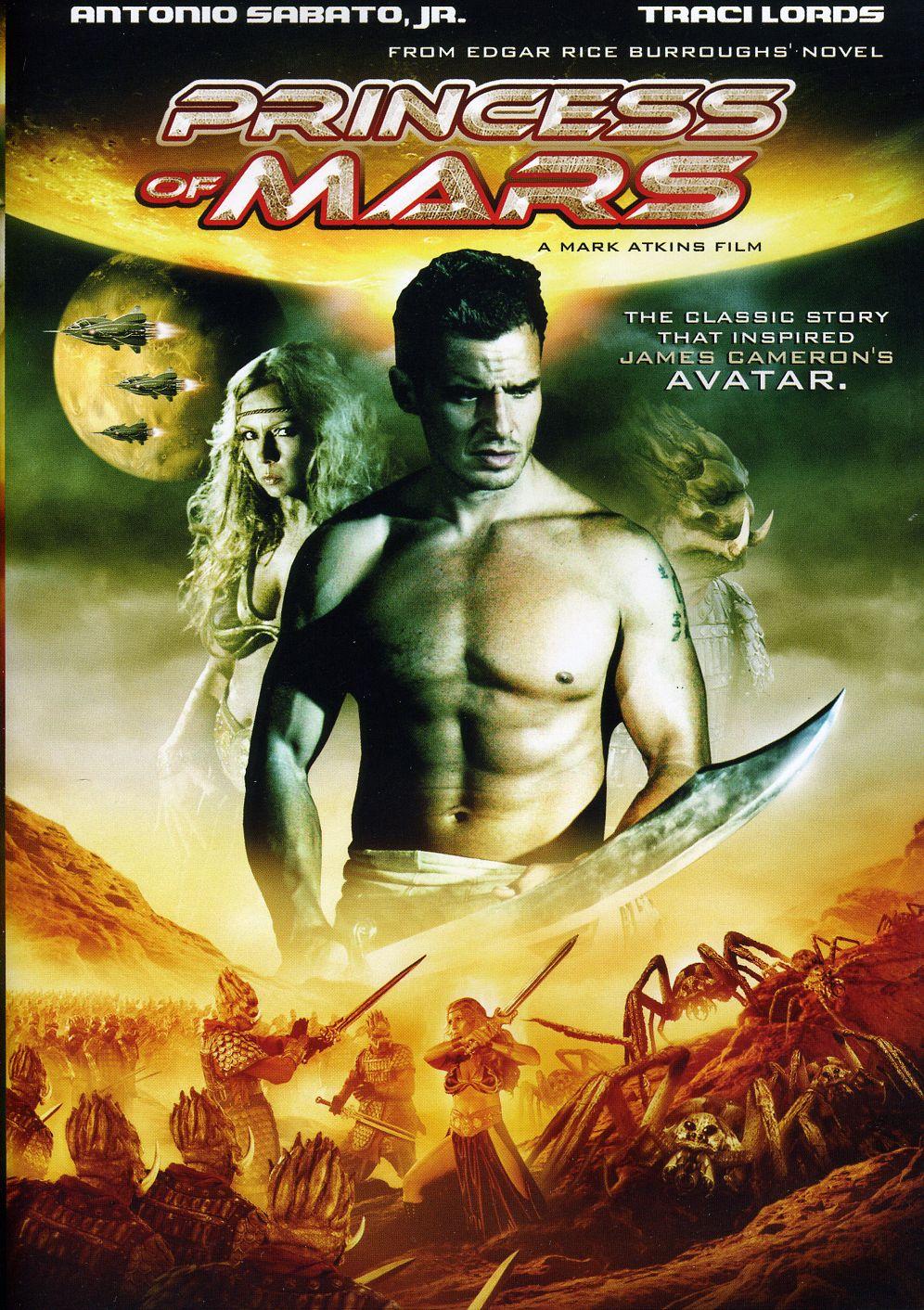Princess of Mars (DVD)