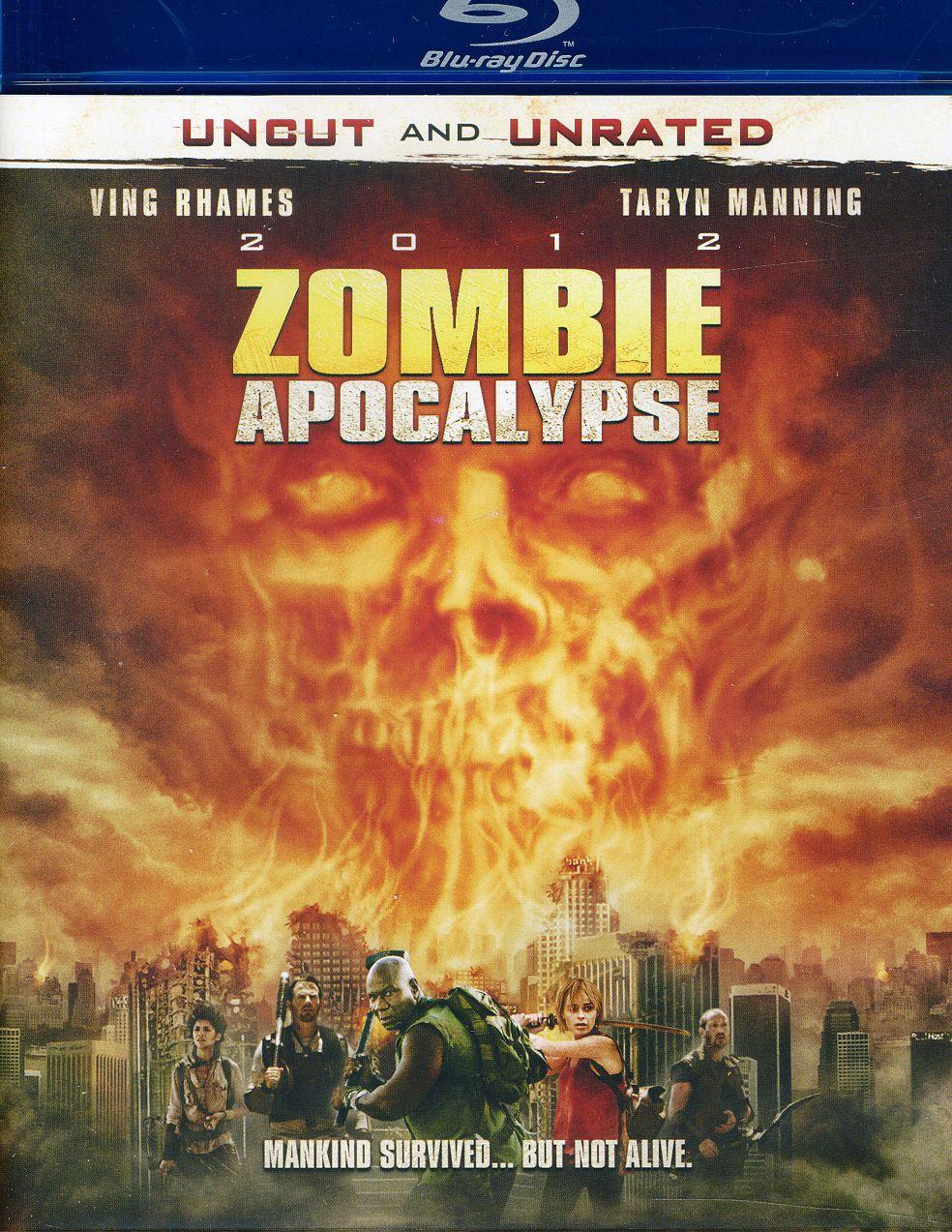 2012 Zombie Apocalypse (Blu-ray Disc)