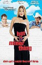 Her Minor Thing (DVD)