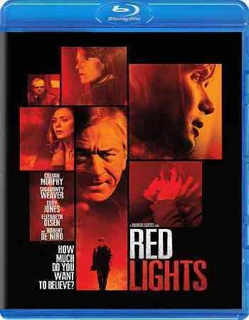Red Lights (Blu-ray Disc)