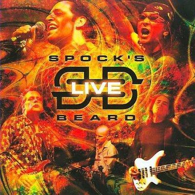 Spock's Beard - Spock's Beard: Live