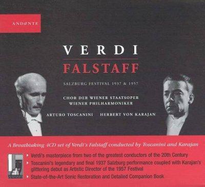 Arturo Toscanini - Verdi: Falstaff