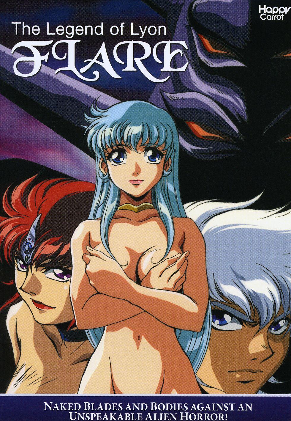 Legend of Lyon: Flare (DVD)