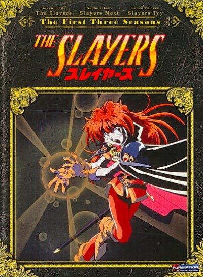Slayers: Seasons 1-3 (DVD)