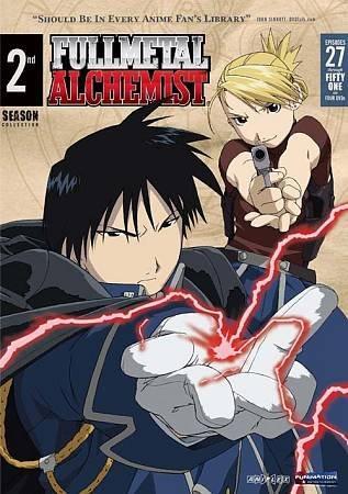 Fullmetal Alchemist: Season 2 (Viridian Collection) (DVD)