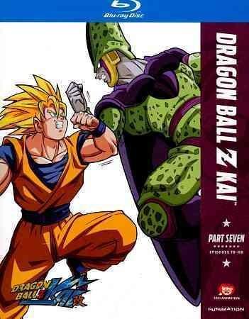 Dragon Ball Z Kai: Season 1: Part 7 (Blu-ray Disc)