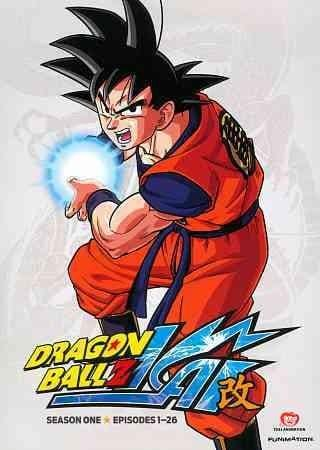 Dragon Ball Z Kai: Season One (DVD)