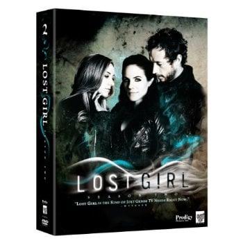 Lost Girl: Season Two (DVD)