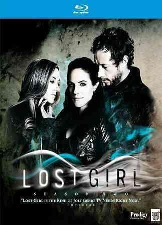 Lost Girl: Season Two (Blu-ray Disc)