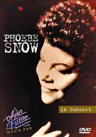 Phoebe Snow in Concert (DVD)