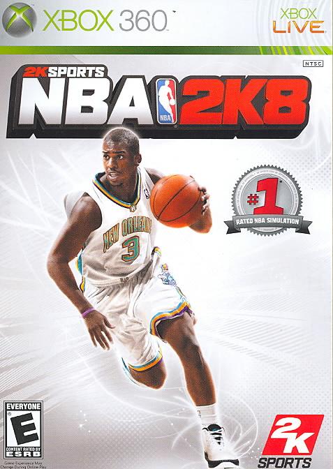 Xbox 360 - NBA 2K8