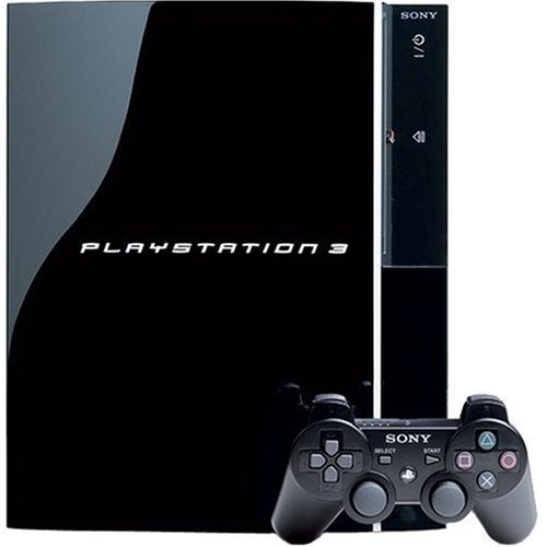 PS3 60 Gig Hardware
