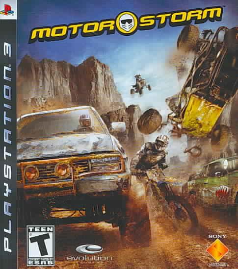 PS3 - Motorstorm