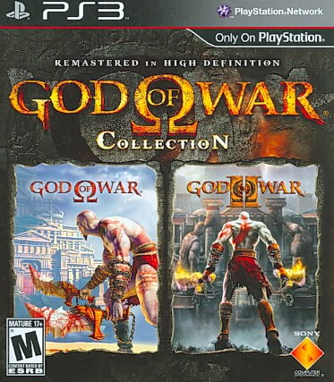 PS3 - God of War Collection
