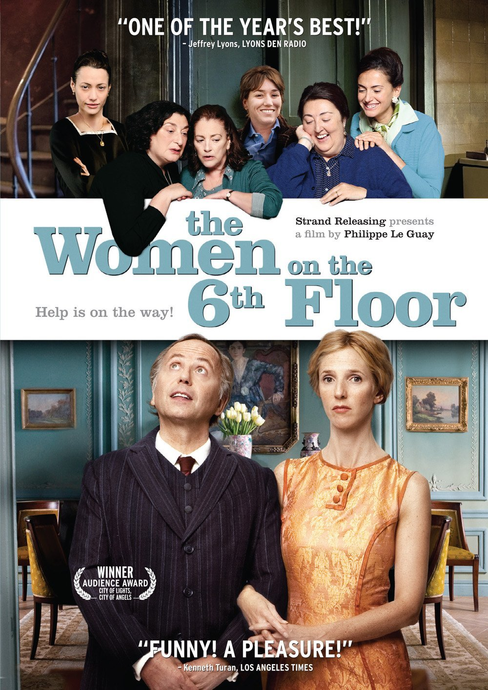 The Women on the 6th Floor (DVD)