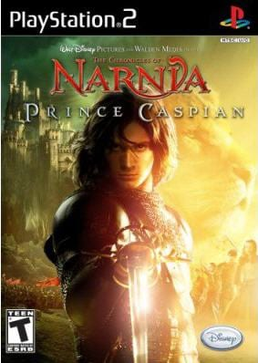 PS2 - The Chronicles of Narnia: Prince Caspian